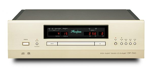 Accuphase DP-560 CD-speler