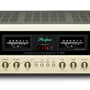 Accuphase E-270 versterker